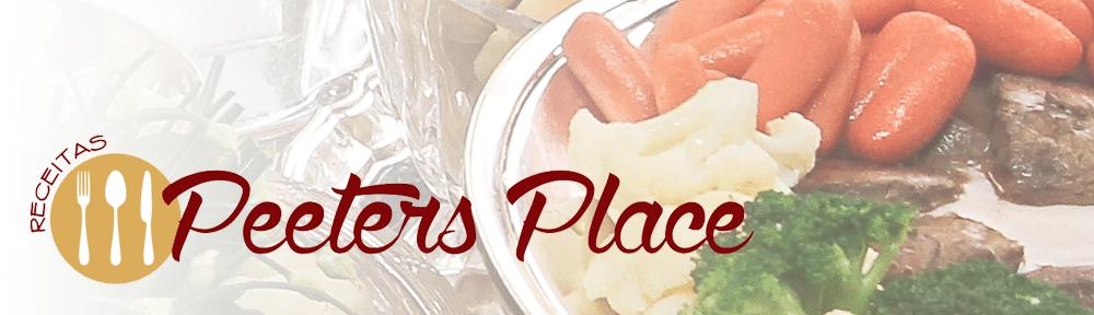 Receitas | Peeters Place