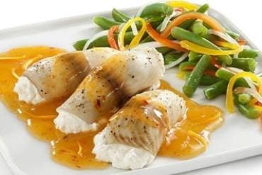 Casca de laranja receitas peeters place - Platos gourmet con pescado ...